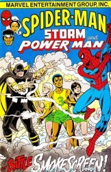 Marvel Comics's Spider-Man, Storm and Power Man Issue # 1g