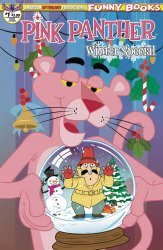 American Mythology's Pink Panther: Pink Winter Special Issue # 1