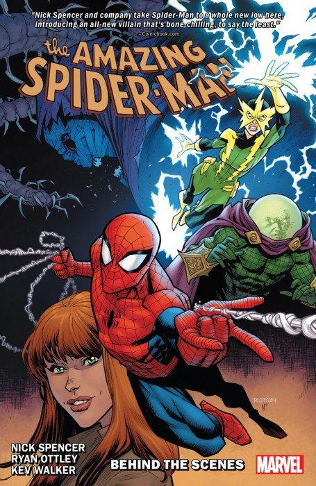 AMAZING SPIDERMAN 43 vol 5 RYAN OTTLEY 1st PRINT NM