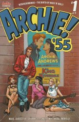 Archie Comics Group's Archie: 1955 Issue # 1b
