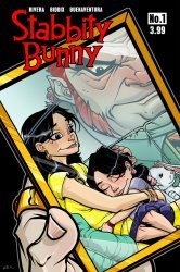 Self-Published's Stabbity Bunny Issue # 1