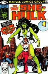 Marvel Comics's The Savage She-Hulk Issue # 1