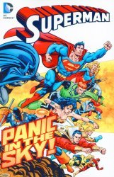 DC Comics's Superman: Panic in The Sky TPB # 1b