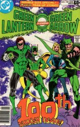 DC Comics's Green Lantern Issue # 100