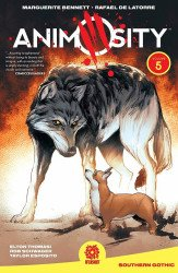 After-Shock Comics's Animosity TPB # 5