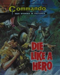 D.C. Thomson & Co.'s Commando: War Stories in Pictures Issue # 1522