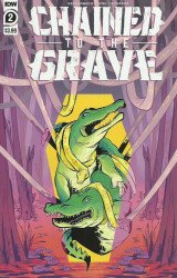 IDW Publishing's Chained to the Grave Issue # 2
