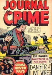 Fox Feature Syndicate's Journal of Crime Giant Size nn