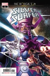 Marvel Comics's Silver Surfer: Prodigal Sun Issue # 1