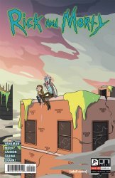 Oni Press's Rick and Morty Issue # 29