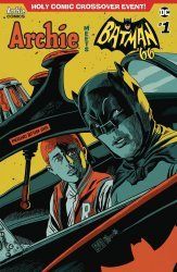 Archie Comics Group's Archie Meets Batman '66 Issue # 1c