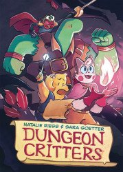 First Second Books's Dungeon Critters TPB # 1