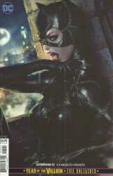 DC Comics's Catwoman Issue # 15b