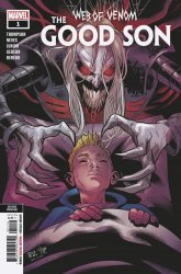 Marvel Comics's Web of Venom: Good Son Issue # 1 - 2nd print