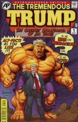Antarctic Press's The Tremendous Trump Issue # 1b