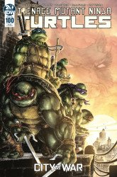 IDW Publishing's Teenage Mutant Ninja Turtles Issue # 100ri-b