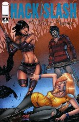 Image Comics's Hack/Slash: My First Maniac Issue # 4