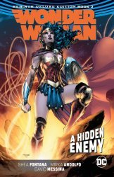 DC Comics's Wonder Woman Hard Cover # 3