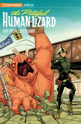 Chapter House Publishing Inc.'s The Pitiful Human-Lizard TPB # 1-2nd print