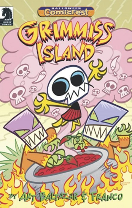 Grimmiss Island: Halloween ComicFest 1 (Dark Horse Comics ...