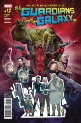 Marvel Comics's All-New Guardians of the Galaxy Issue # 12