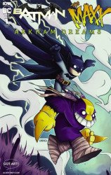 IDW Publishing's Batman / Maxx: Arkham Dreams Issue # 1albert moy-a
