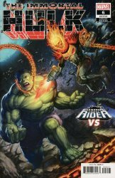 Marvel Comics's Immortal Hulk  Issue # 6b