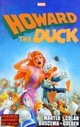 Marvel's Howard the Duck: The Complete Collection  TPB # 3