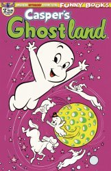 American Mythology's Casper's Ghostland Issue # 2c