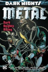 DC Comics's Dark Nights Metal: Dark Nights Rising Hard Cover # 1