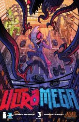 Image Comics's Ultramega by James Harren Issue # 3e