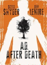 Image Comics's A.D.: After Death Hard Cover # 1
