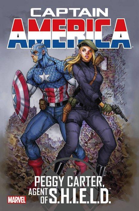 Captain America: Peggy Carter, Agent of S.H.I.E.L.D. 1 ...