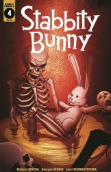 Scout Comics's Stabbity Bunny Issue # 4