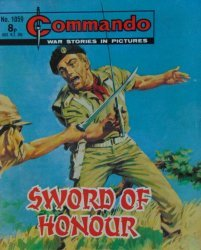D.C. Thomson & Co.'s Commando: War Stories in Pictures Issue # 1059