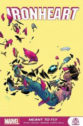 Marvel Comics's Ironheart Soft Cover # 2