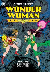 DC Comics's Wonder Woman: War Of The Gods - Omnibus Hard Cover # 1