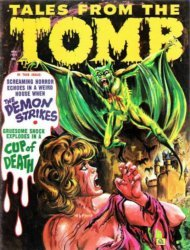 Eerie Publications's Tales from the Tomb Issue # 5