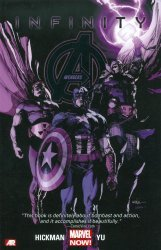 Marvel's The Avengers TPB # 4