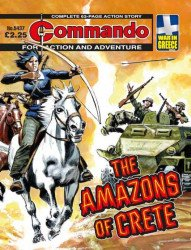 D.C. Thomson & Co.'s Commando: For Action and Adventure Issue # 5437