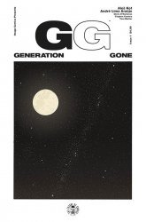 Image Comics's Generation Gone Issue # 1