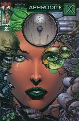 Top Cow's Aphrodite IX Issue # 2gcc-g