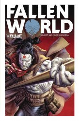 Valiant Entertainment's Fallen World TPB # 1