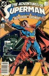 DC Comics's Adventures of Superman Issue # 425