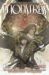 Image Comics's Monstress Issue # 19