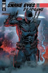 IDW Publishing's Snake Eyes: Deadgame Issue # 1liefeldcreations-b