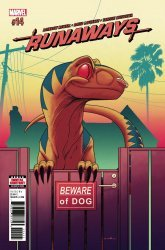 Marvel Comics's Runaways Issue # 14