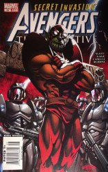 Marvel Comics's Avengers: The Initiative Issue # 14b