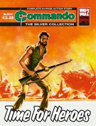 D.C. Thomson & Co.'s Commando: For Action and Adventure Issue # 5414