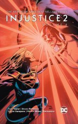 DC Comics's Injustice 2 Hard Cover # 4